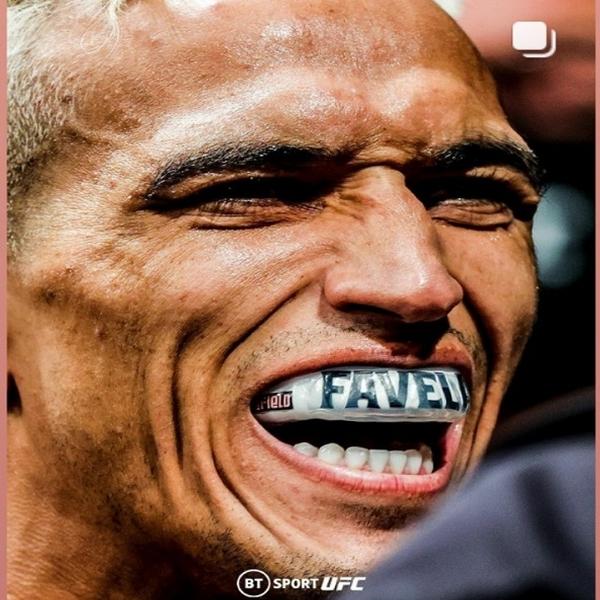 UFC Charles Oliveira FAVELA-UFC Charles Oliveira FAVELA